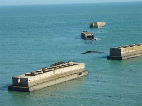 port artificiel d arromanches gold evasion asnelles incentive plages du d 233 barquement tourisme calvados