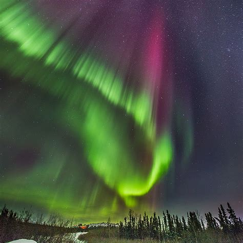 in which countries can you see the northern lights gondwana