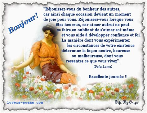 po 232 mes messages sms bonjour phrases 224 mediter dalai lama