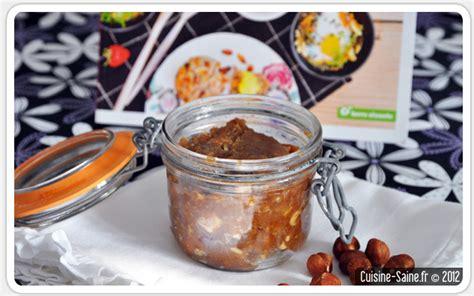 recette pate a tartiner bio recette bio p 226 te 224 tartiner maison 224 la cacahu 232 te et aux noisettes cuisine saine sans