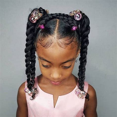1001 ideas for beautiful and easy little girl hairstyles