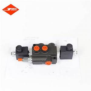 Simple Designed Manually Directional Valve Proportional