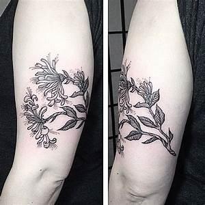 25+ best Honeysuckle Tattoo ideas on Pinterest | Zodiac ...