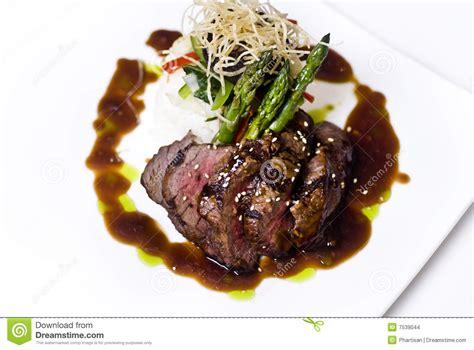 lean cuisine gourmet fillet mignon steak stock images image 7539044