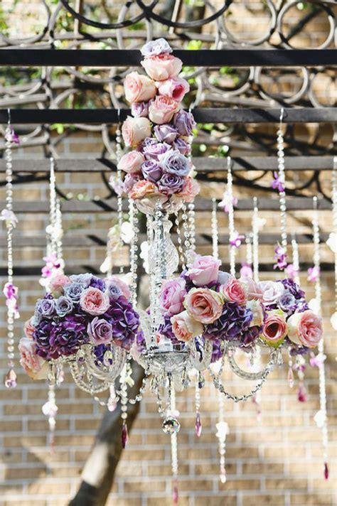 hanging flowers belle  magazine