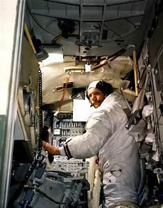 Moon Bound - Apollo 11 - Neil Armstrong in Lunar Module ...