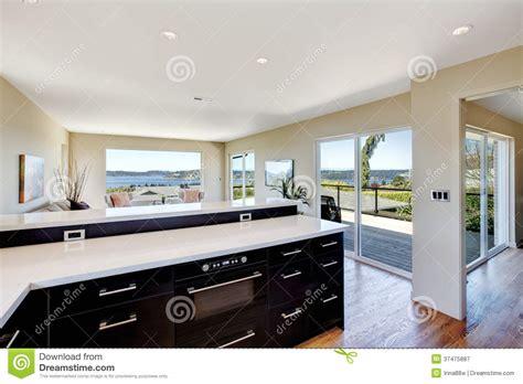 cuisine et salon moderne idees de cuisine moderne