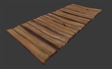 poly hand painted wooden planks  madgharr  deviantart