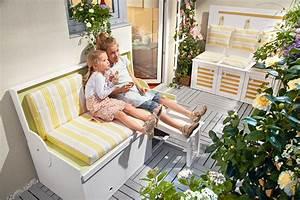 Ideen Für Kleinen Balkon : modulare balkonm bel selber bauen ~ Eleganceandgraceweddings.com Haus und Dekorationen