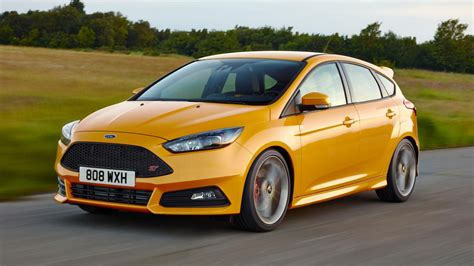 Car St by 2018 Ford Focus St Review Top Gear
