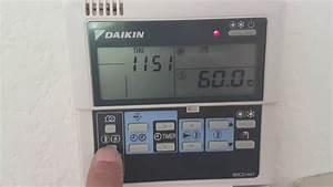 Mode Demploi Daikin Brc1e53a7