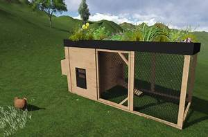 Construire Un Poulailler En Bois : plan poulailler 15 poulaillers construire soi m me plans en pdf ~ Melissatoandfro.com Idées de Décoration