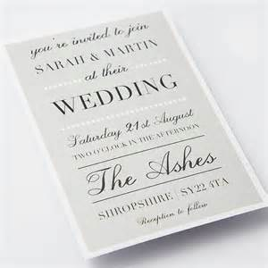 wedding invitations classic wedding invitations byersfroo keep a classic wedding