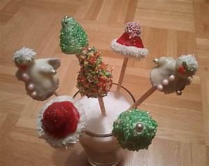 Cake Pops Rezept Ohne Maker : weihnachts cake pops ohne milchprodukte von bohnie ~ Orissabook.com Haus und Dekorationen