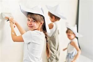 Kalkfarbe Streichen Anleitung : kalkfarbe an die wand bringen anleitung in 5 schritten ~ Lizthompson.info Haus und Dekorationen