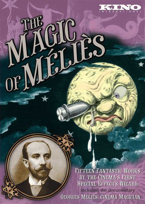 george melies poster the magic of melies kino lorber theatrical