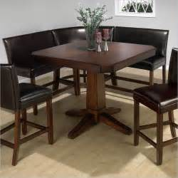 Kitchen Table Sets Ikea by Dining Room Set With Bench Seating Painted Tongue And