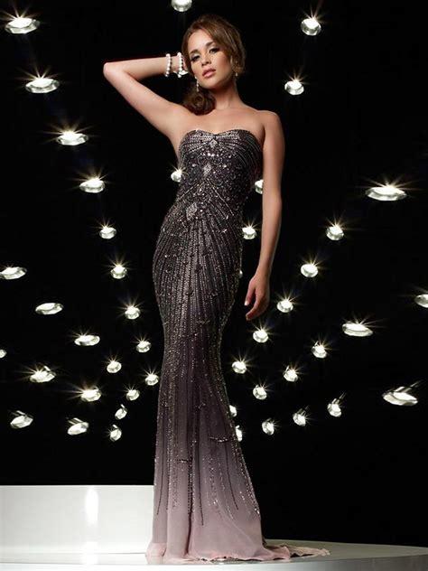 Elegant evening dresses plus size - Style Jeans