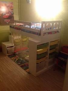 Lit Pour Enfant Ikea : lit kritter customis pour enfant led et ikea ~ Teatrodelosmanantiales.com Idées de Décoration