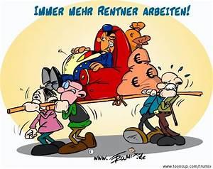 Rentner Bilder Comic : cartoon minijobs f r rentner ~ Watch28wear.com Haus und Dekorationen