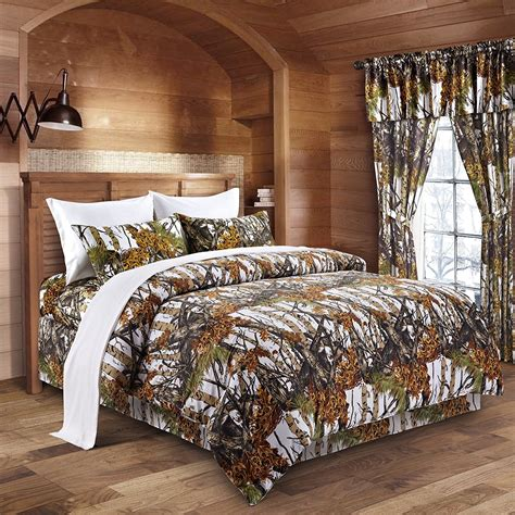 37366 camo bed set cabin bedding sets ease bedding with style