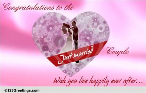 congrats   married ecards greeting cards