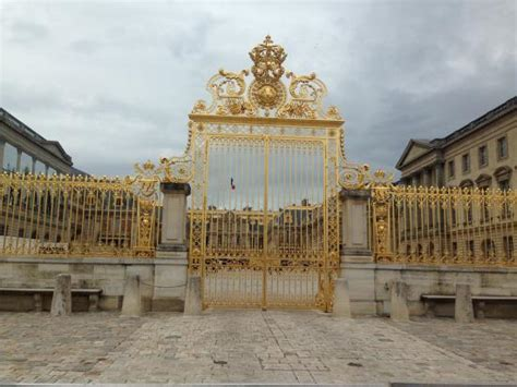 Ingresso Versailles by L Entrata Picture Of Palace Of Versailles Versailles