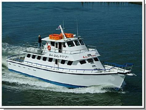 Fishing Boat Charter For Sale by 1985 Dmr Yachts Charter Party Passenger Fishing Boat
