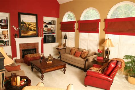 sherwin williams red bay  sherwin williams empire gold