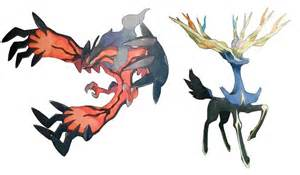 pokemon x y artist admits struggling with xerneas and yveltal designs