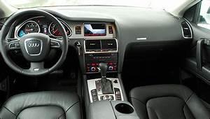 Audi Q7 Interieur : 2009 audi q7 3 0 tdi quattro premium review editor 39 s ~ Nature-et-papiers.com Idées de Décoration