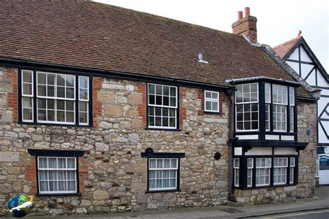 Panoramio  Photo Of The Old House, Yarmouth (grade Ii Listed