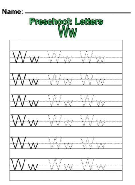preschool  practice worksheet