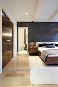 Wood Floor Modern Interior Home Designs Ophscotts Dale