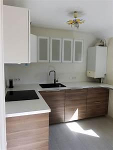 Pose De Cuisine : agencement salle de bains challans pose de cuisine ~ Melissatoandfro.com Idées de Décoration