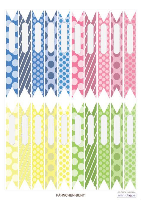 faehnchen papierstrohhalm strohhalmfaehnchen ausdrucken