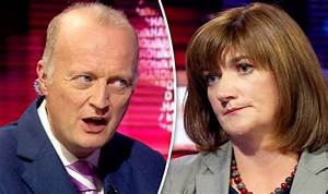 BBC News host Shaun Ley in Brexit row with Nicky Morgan ...