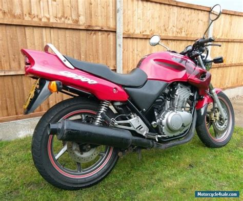 Cb500 For Sale by 1999 Honda Cb500 For Sale In United Kingdom