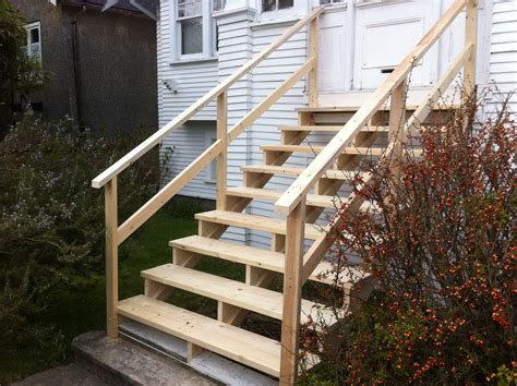 How To Build Outdoor Stairs Desk How To Build Outdoor