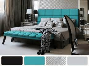 bloombety gray black and turquoise preppy bedroom ideas