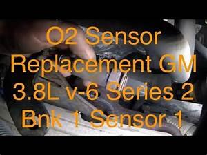 Oxygen Sensor Replacement Gm 3 8l V