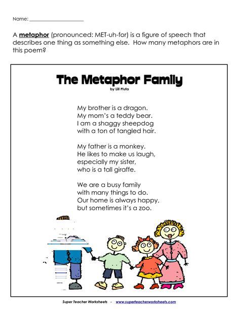 63252639 Figurative Language Pinterest Metaphor