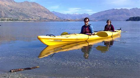 Paddle Boats Queenstown by Queenstown Southern Lakes Fiordland Kayaking