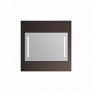 miroir lumineux salle de bain anti buee 120x80 cm With miroir anti buée 120