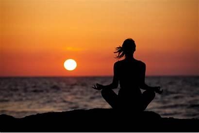 Meditation Desktop Silhouette Computer Wallpapers Background Zen