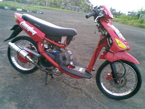 Mio J Modifikasi Racing by 100 Gambar Motor Mio Drag Standaran Terkeren Gubuk
