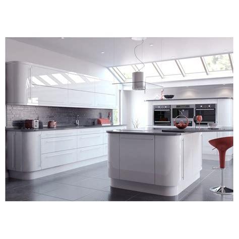 Buy Vivo High Gloss Kitchen Cupboard Door Drawer Fronts