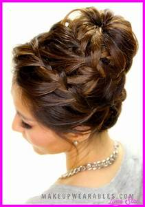Cute hairstyles for long hair step by - LivesStar.Com