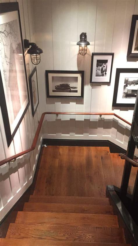 stairwell sconce best 20 stairway walls ideas on stairwell