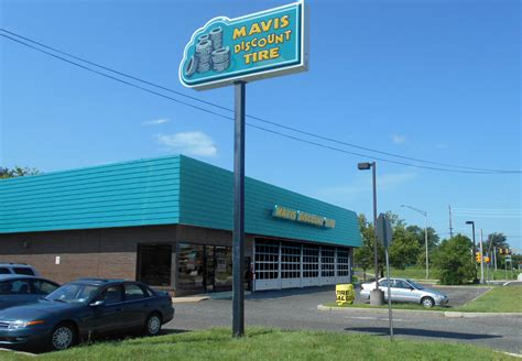 Mavis Discount Tire, Mount Holly New Jersey (NJ ...